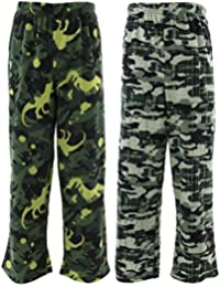 Boy S Pajama Bottoms Amazon Com