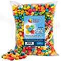 Sour Gummies - Sour Gummi Poppers - Smiley Face Candy - Gummy Sour Candy - Bulk Candy 4.5 LB
