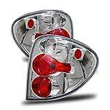 SPPC Chrome Euro Tail Lights For Dodge Caravan - (Pair)