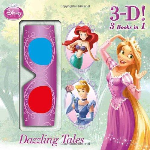 Dazzling Tales (Disney Princess) (3-D Pictureback Favorites) pdf