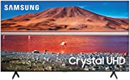 "TV Samsung 55"" 4K UHD Smart Tv LED UN55TU7000FXZX ( 2"