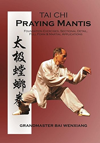 Tai Chi Praying Mantis