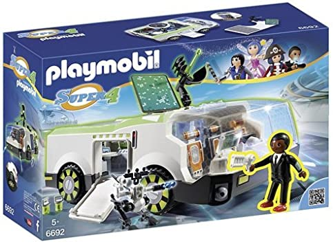 PLAYMOBIL - Camaleón con Gene, playset (6692): Amazon.es: Juguetes ...