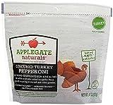 Applegate Farms (AG ABF Mini Turkey Pepperoni SL 12/4oz)