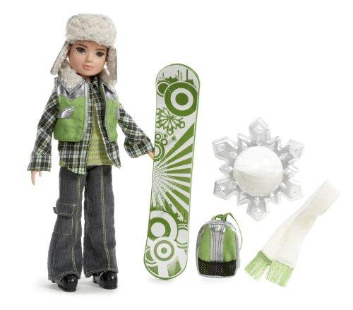 Moxie BOYZ Magic Snow Doll- Jaxson, Baby & Kids Zone
