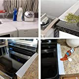 Silicone Stove Counter Gap Cover Heat Resistance