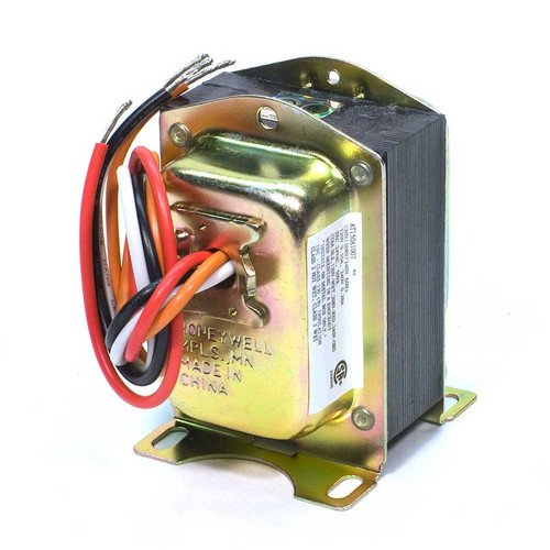 Honeywell AT150A1007 Transformer, 120V/208V/240V with Universal Mount, Foot, Plate or Knockout