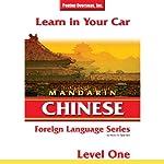 Learn in Your Car: Mandarin Chinese, Level 1 | Henry N. Raymond