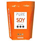 Bodybuilding Warehouse Pure Soy Protein Isolate Powder 4 kg by Bodybuilding Warehouse