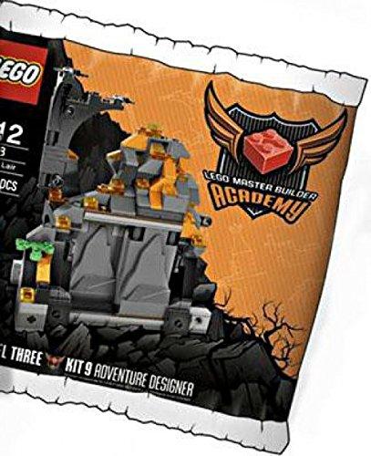 with LEGO Master Builder Academy design