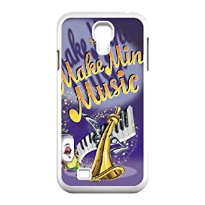 Samsung Galaxy S4 I9500 Phone Case Melody Time 5B84772