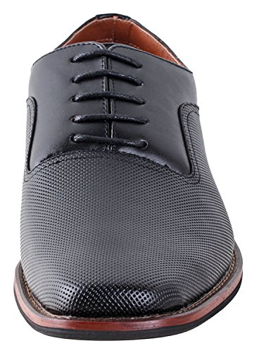 Ferro Aldo Mens lalo Oxford Dress Shoes | Comfortable Dress Shoes | Formal | Lace-Up | Classic Design ijnxOlX7Hy