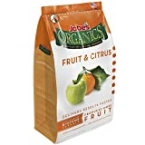 Jobe's Organics Fruit & Citrus Fertilizer with Biozome, 3-5-5 Organic Fast Acting Granular Fertilizer for All Fruit and Citrus Trees, 4 pound bag