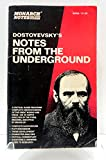 img - for Dostoyevsky's Notes from the Underground: Monarch Notes and Study Guides book / textbook / text book