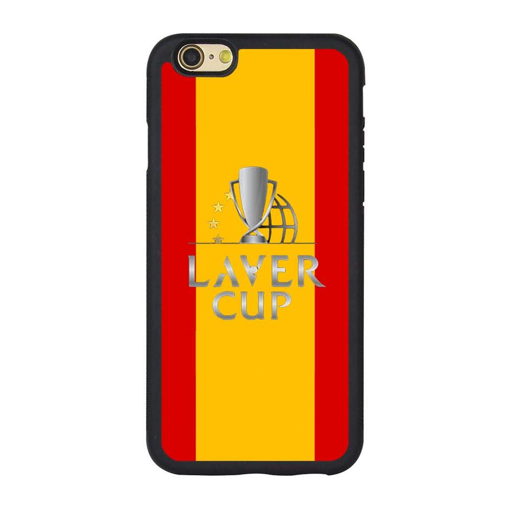 BJDSZJ Laver Cup 2019 - Carcasa para iPhone 7 y iPhone 8 ...