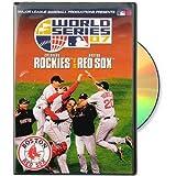 World Series '07 Colorado Rockies vs. Boston Red Sox DVD