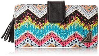 Roxy Just Dance Wallet,Baltic Blue,One Size