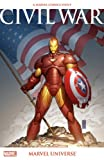 img - for Civil War: Marvel Universe book / textbook / text book