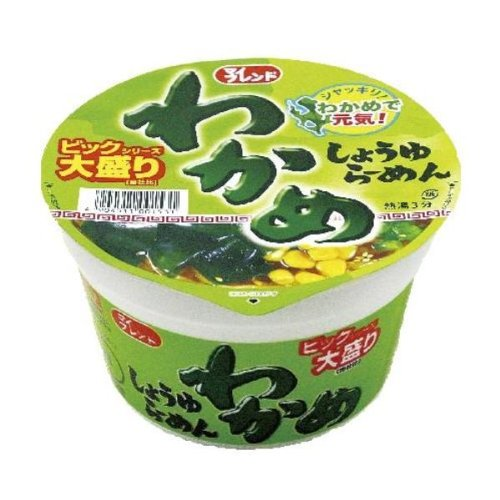 Daikoku My Friends Big seaweed soy sauce ramen 100g ~ 12 pieces by Daikoku