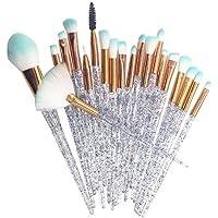 20PCS Pinceles de maquillaje Pincel de maquillaje profesional Conjunto de pinceles de maquillaje de fabricantes de…