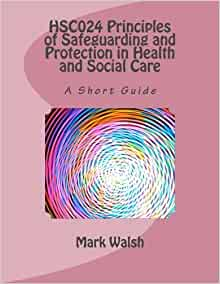 hsc 024 principles of safeguarding and Nvq centre 059412 uln no: performance evidence report unit no and title 4222 -205 principles of safeguarding and protection in health and social care(hsc 024) candidate name/no karl tubbritt lpk 0906 use this form to record details of activities (tick.