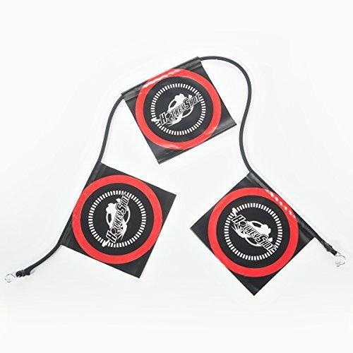 HOCKEYSHOT Hockey Training Aids Shooting 3 Goal Targets for hanging in Goals by HockeyShot