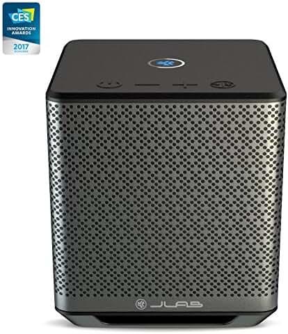 JLab Audio Block Party Wireless Multi-room Bluetooth Speaker