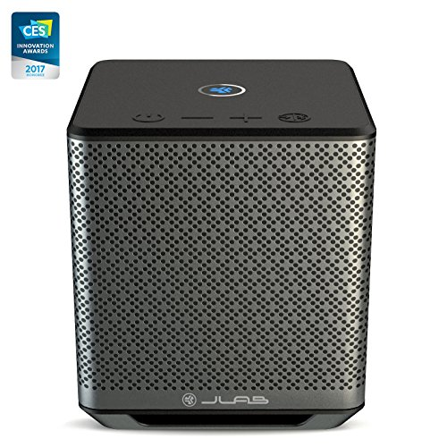 JLab Audio Block Party Wireless Multi-room Bluetooth Speaker by JLAB