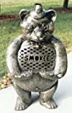 Oakland Living Smokee Bear Chiminea