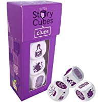 Rory's Story Cubes Clues Dice Game