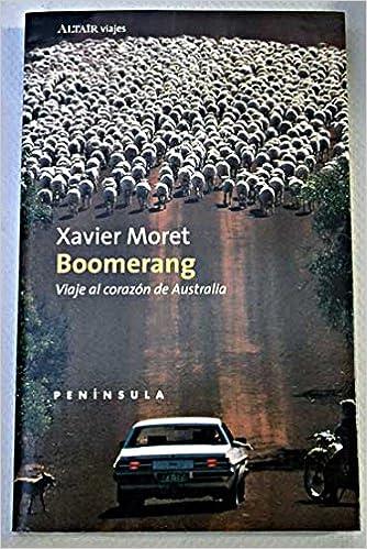 Descargar libros electrónicos gratis aleman Boomerang: Viaje al corazón de Australia (Altair Viajes) CHM 8483072904