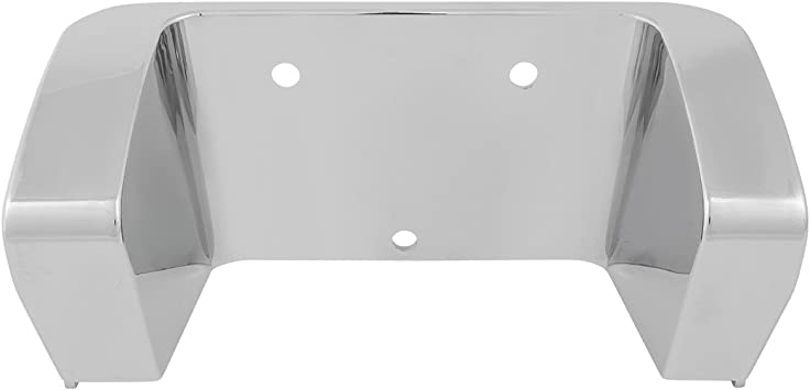 GG Grand General 67761 Chrome Plastic Dash Radio and Air Valve Cover