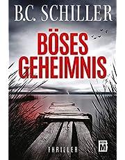 Endlich da: Die neue Reihe um Levi Kant von Bestsellerautorenduo B.C. Schiller