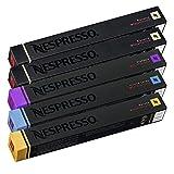 Nespresso OriginalLine: Decaffeinated Mixed Variety - 50 Count