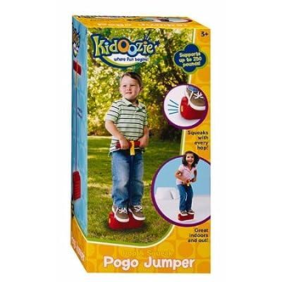 Kidoozie Pogo Jumper