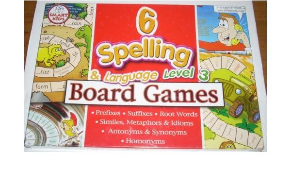 Smart Kids L41 - Juego de mesa de ortografía e idioma: Amazon.es: Industria, empresas y ciencia