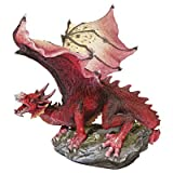 Design Toscano The Devil Dragon Statue For Sale