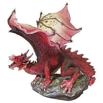 Design Toscano The Devil Dragon Statue For Sale