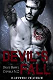 Devil's Fall (Motorcycle Club Romance) (Dust Bowl Devils MC)