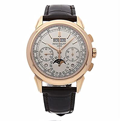 Patek Philippe Grand Complications Mechanical-Hand-Wind Male Watch 5270R-001 (Certified Pre-Owned) from Patek Philippe