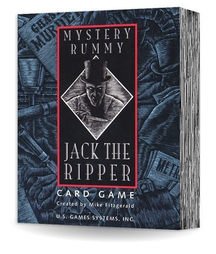Mystery Rummy Case #1: Jack the Ripper (Jack The Ripper Game compare prices)