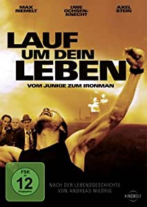Lauf um dein Leben - Vom Junkie zum Ironman [Alemania] [DVD]