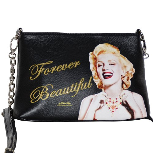 Or Clutch Monroe Star Handbag Forever Hollywood Beautiful Marilyn Purse aqAx0f44