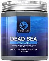 Sol Beauty Dead Sea Mud Mask - Spa Quality - 8.8 Ounces