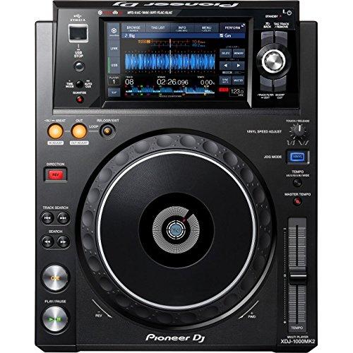 Pioneer DJ XDJ-1000MK2 Digital Performance Multi Player w/Hi
