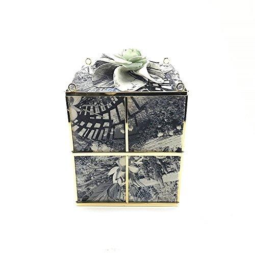 diagonale robe embrayage fleur mode boîte nuptiale épaule cadeau Grey discothèque Color créative soirée Paquet Dames sac qRxwP0RC