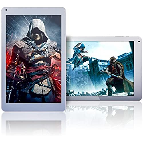 10.1 Fusion5 104A GPS Android Tablet PC - 2GB RAM - 32GB Storage - Android 5.1 Lollipop - Bluetooth 4.0 - FM Coupons