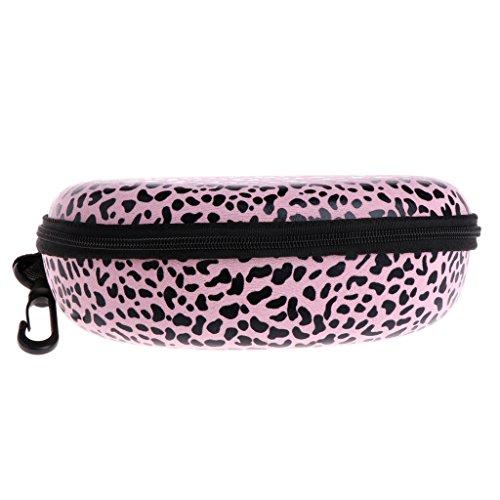 Eyeglass case,NNDA CO Portable Zipper Sunglasses Eye Glasses Carry Bag Eyewear Protector Box Pouch Case - Ray Disney Bans