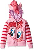 My Little Pony Toddler Girls' Pinky Pie Hoodie ,Pink/Multi,2T