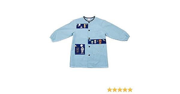 Dyneke Bata escolar botón azul Star Wars (Talla 2): Amazon.es: Ropa y accesorios